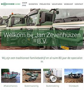 Jan Zevenhuizen B.V.